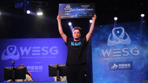 Bly представит Украину на Гранд-Финале WESG 2018-2019