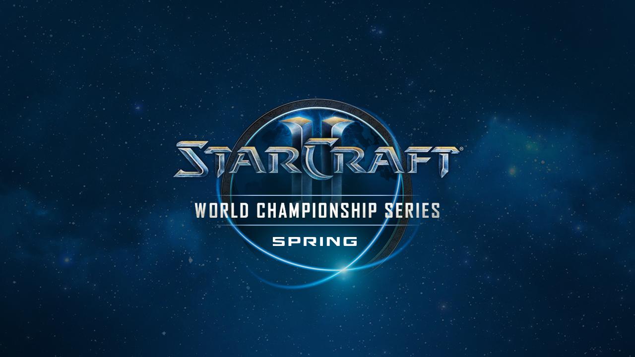 Регистрация игроков и продажа билетов на WCS Spring